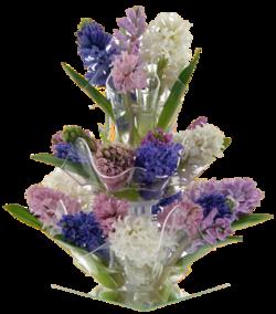 Virágok vázában, cserépben, stb.