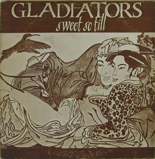 "The Gladiators : Album "" Sweet So Till "" Virgin Front Line Records FL 1048 [ UK ]"