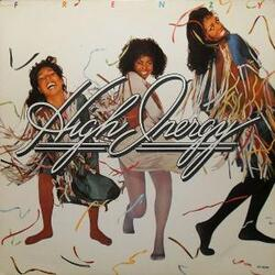 High Inergy - Frenzy - Complete LP