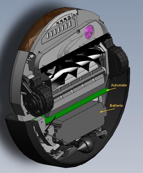Chapitre 4 : FONCTIONNEMENT D'UN SYSTÈME AUTOMATISÉ : L'Aspirateur Robot...