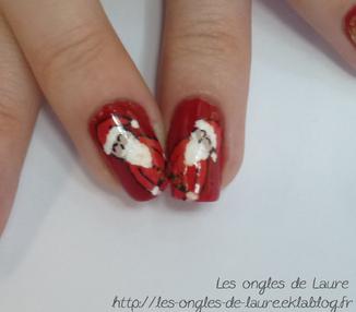 Rouge, Or et père Noël