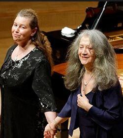 MARTHA ARGERICH - RACHMANINOV - DEUX PIANOS