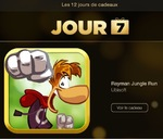 Rayman Jungle Run, SoundHound