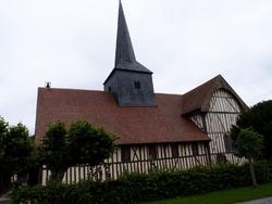 Champagne - Les églises à pans de bois