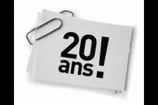 GAMME A 20 ANS