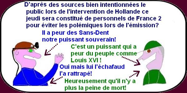 Hollande à la TV, Manuel et le voile, Nuit Debout, Morts au Mali, le PSG explosé, ce sont les infos du mercredi