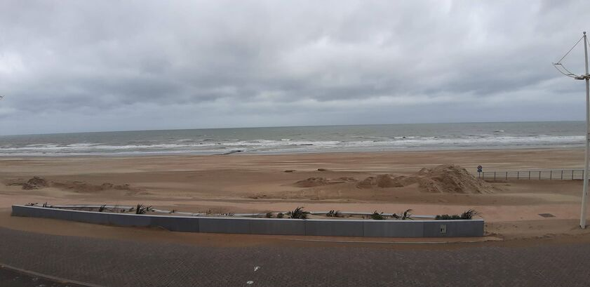 A la mer avec Cécile