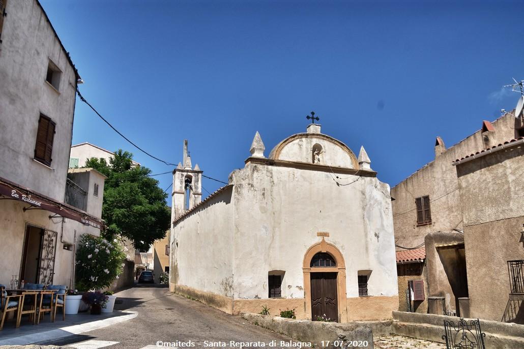 Santa-Reparata-di-Balagna  -  Corse