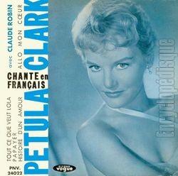 Pétula Clark, 1958