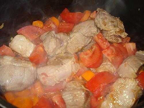 Sauté de Porc aux Haricots 2