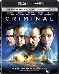 [Test 4K Ultra HD] Criminal - Un espion dans la tête