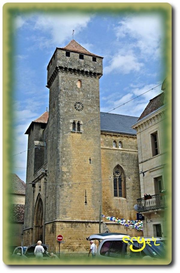 Beaumont du Périgord