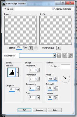 Tutoriel Appel du large