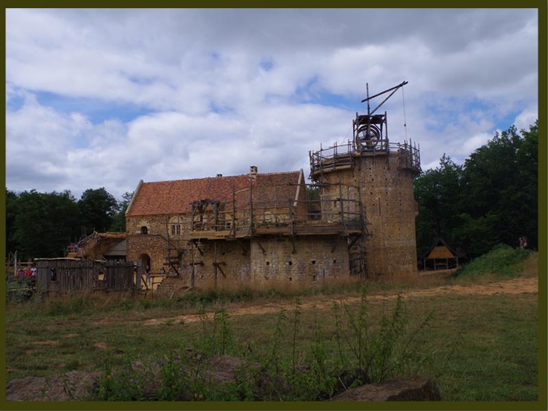 Chateau de Guedelon 89520 treigny