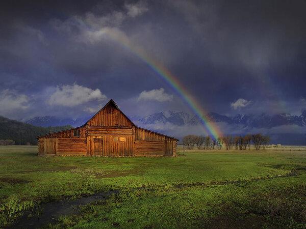 L'Idaho, l'Orégon, le Wyoming et le Nouveau Mexique