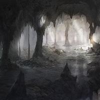 Les souterrains du Château, caves insondables et grottes glaciales