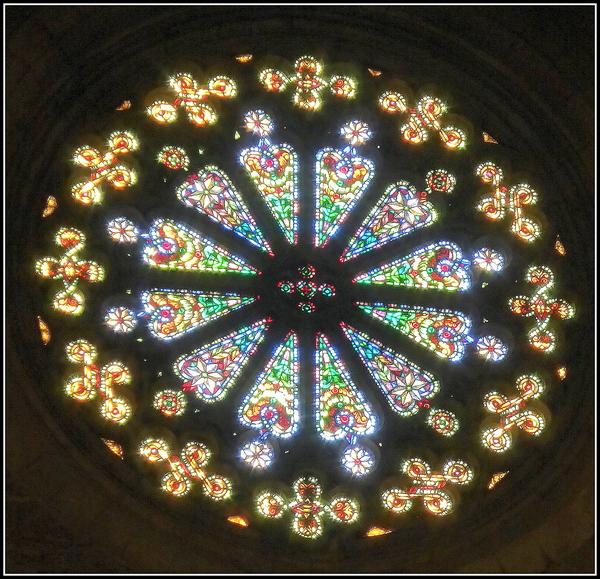 L'église de Figueras....