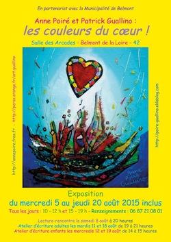 Les couleurs du cœur - suite (4)