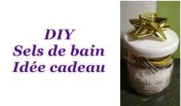 DIY : sels de bain