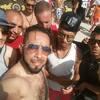 Balegh Abou Soufiane futur Mouloudéen à Tunis avec les supporteurs du MCA
