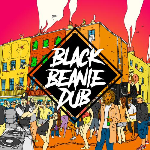 Black Beanie Dub - Black Beanie Dub (2017) [Reggae]