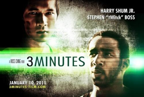 3 minutes court metrage