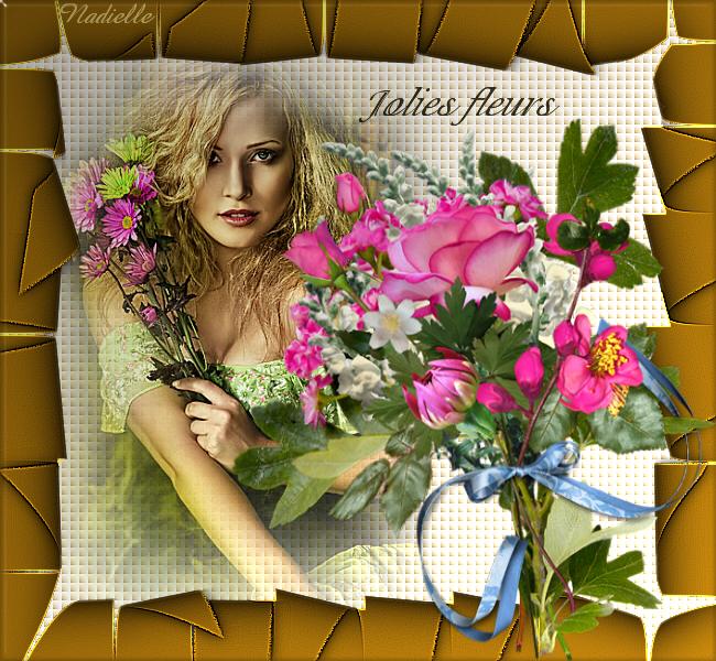 Merveilleux bouquet
