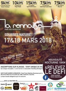 La Rennaise - Dimanche 18 mars 2018