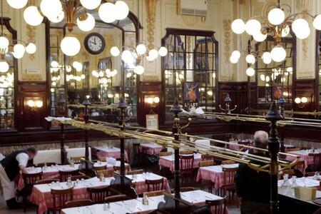 La brasserie la plus mythique de Paris