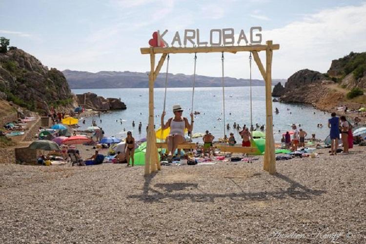 Croatie : Karlobag