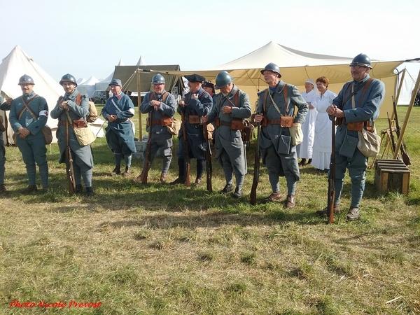 les commérations du centenaire 1914 1918  à Meaux, par Nicole Prévost