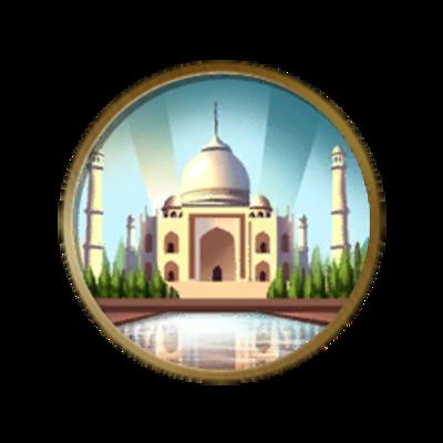 Défi pour Lara ( Sur lesroutes de tadj Mahal
