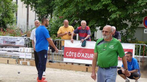 Finale départementale Mouans Sartoux  2 et 3 Juin