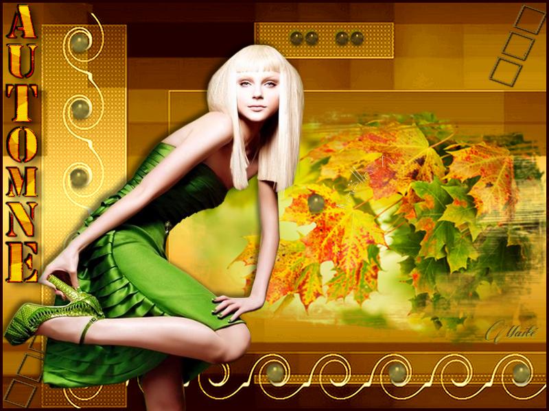 Peindre sa vie aux couleurs de saison..
