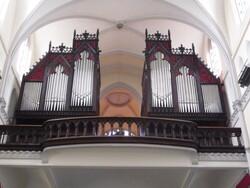 L'orgue Charles Anneessens de Sint-Bartholomeuskerk de Geraardsbergen