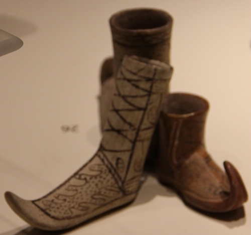 Le musée des civilisations anatoliennes à Ankara (Turquie)