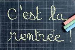 """""""Le jour de la rentrée"""" de Gwénaëlle BOULET"""