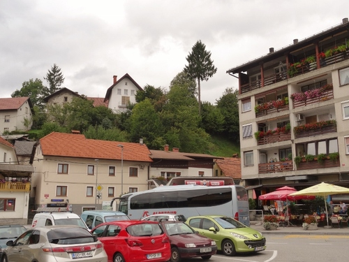 Sentjur et Cerkno en Slovénie