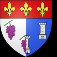 LES REMPARTS DES ANDELYS (Eure)
