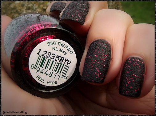 Stay the night parfait vernis de saison