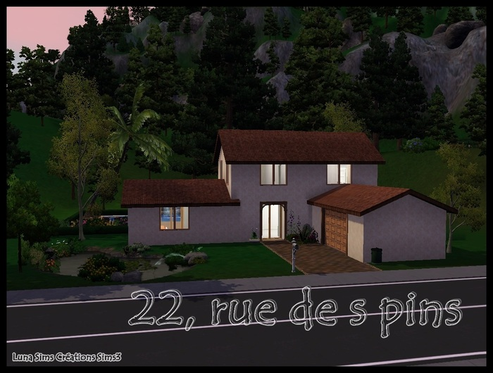 22 rue des pins