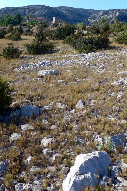 Périllos: village abandonné ...