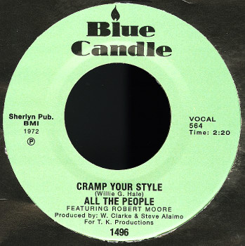 All The People - Cramp Your Style