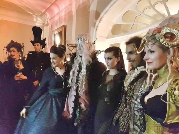 Danza Della Luna, évènement costumé