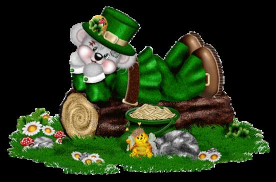 Personnages de Saint-Patrick