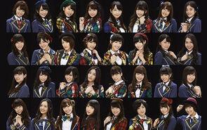 File:AKB48 - Kibouteki Refrain (promo).jpg