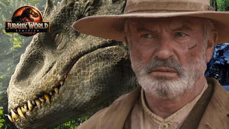 Sam Neill : Jurassic Park