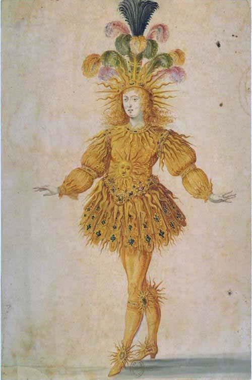 Quand Louis devint Soleil: Le Ballet Royal de La Nuit