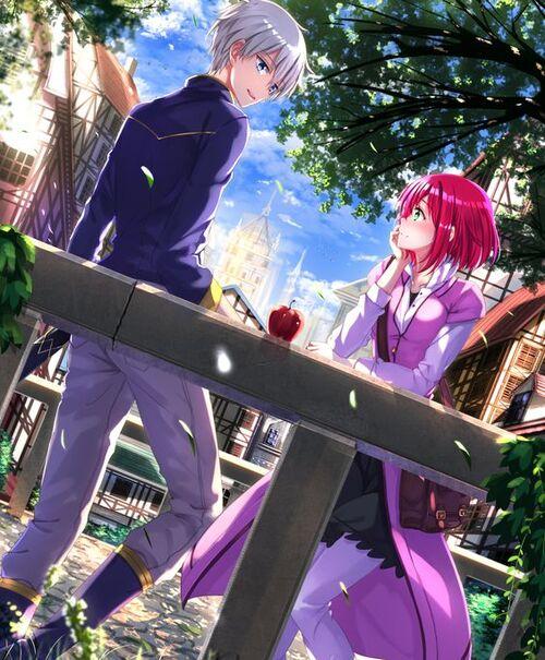 ✩Top 10 Anime ✩