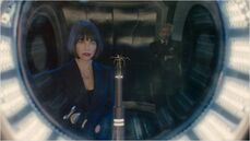 Ant-Man : Photo Evangeline Lilly, Michael Douglas